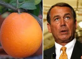 Orange boehner
